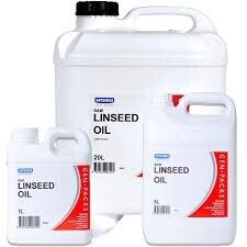 Linseed Oil 20L