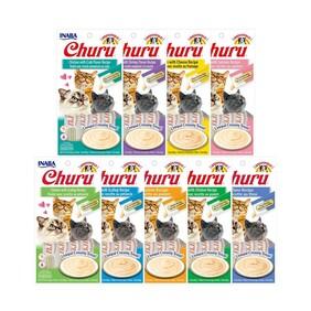 Inaba Churu Puree Cat 6 pack