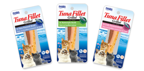 Inaba Tuna Fillet Cat 6 pack