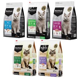 Blackhawkawk Cat Variety