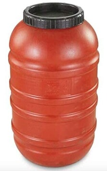 Drum Red 220L