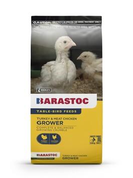 Barastoc Turkey & MC Grower 20kg