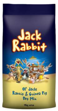 OL Jack Rabbit and Guinea Pig Mix 10kg