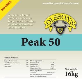 Olssons Peak 50 Horse 16kg