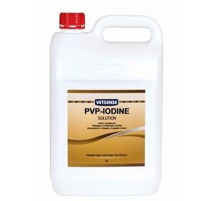 Vetsense Iodine Solution 5L