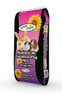 Green Valley Rabbit & Guinea Pig Mix 20kg