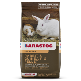 Barastoc Rabbit & Guinea Pig Pellets 20kg