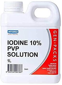 Vetsense Iodine Solution 1L