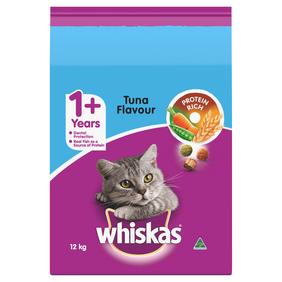 Whiskas Tuna 12kg