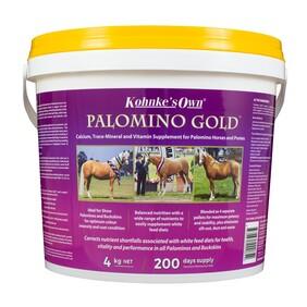 Kohnke's Palomino Gold 4kg