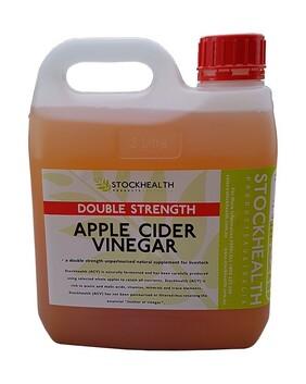 Stock Health Apple Cider 2L