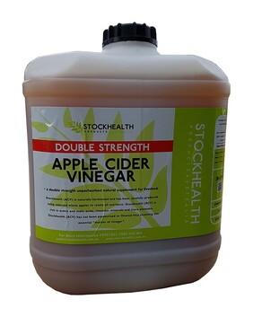 Stock Health Apple Cider 20L