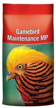 Laucke Gamebird Maintenance MP 20kg