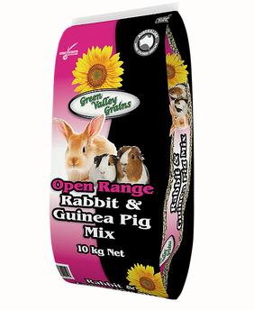 Green Valley Rabbit & Guinea Pig Mix 10kg