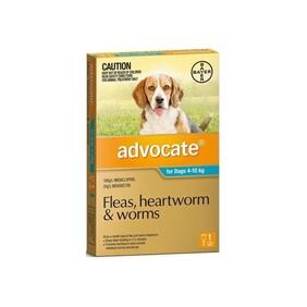 Advocate Dog 4-10kg 3's
