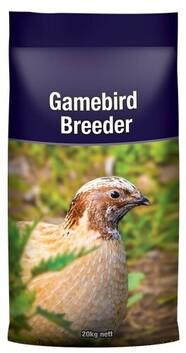 Laucke Gamebird Breeder 20kg