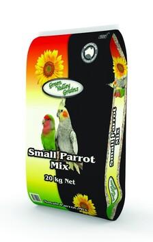 Love Bird/Small Parrot Mix 20kg