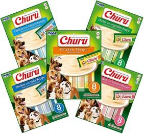 Inaba Churu Puree Dog 4 pack 56g
