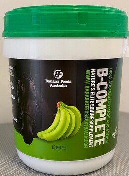 B Complete Banana Suppliment 15kg