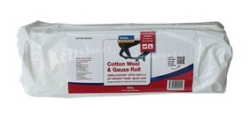 Kelato Cotton & Gauze Roll 500g