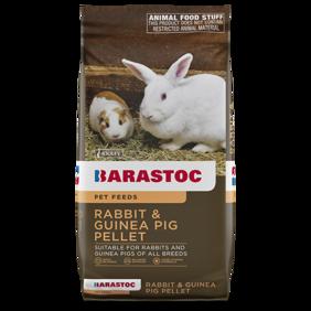 Barastock Rabbit Guinea & Pig Pellet 5kg