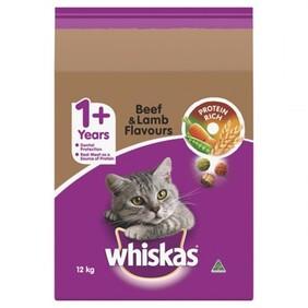 Whiskas Beef 12kg