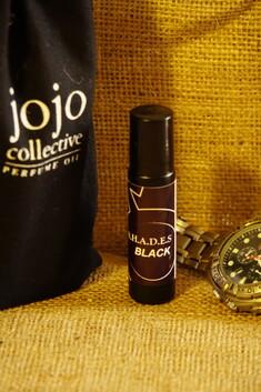 Shades Black Eau de Cologne 10ml