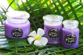 Starry Nights Candle Range