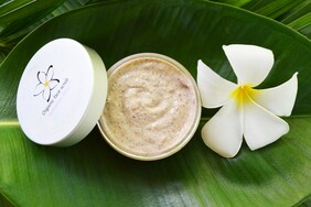 Sensitive Skin - Organic Face Scrub