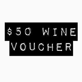 $50 Wine Voucher
