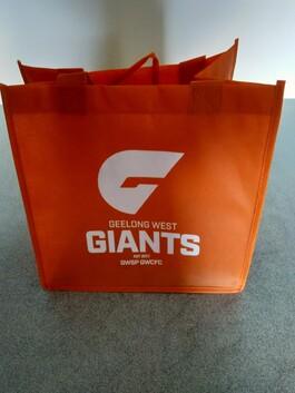 Giants Shopping Bag