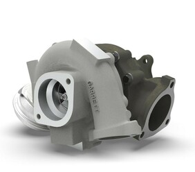 Garrett Powermax bolt on upgrade to suit Toyota Landcruiser 1VD-FTV 4.5L single turbo V8