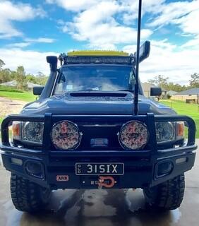 NITRO 180 Maxx LED Driving Light (Pair)