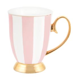 Mug Blush Stripes