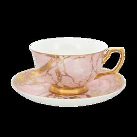 Teacup Rose Quartz
