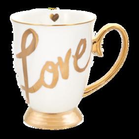 Mug White Love