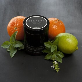Mediterranean Orchard Soy Wax Candle