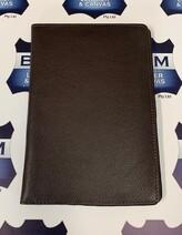 Leather Folder -LFBROWN
