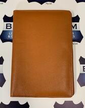 Leather Folder -LFTAN