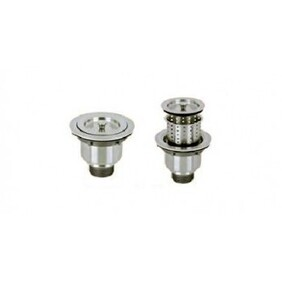 Kitchen Sink | Deluxe Lift Up Basket Plug and Waste - Code:TKA-051