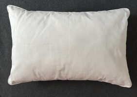 Cotton Kapok Pillow Medium
