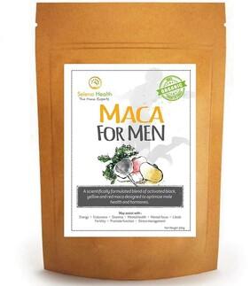 Organic Maca for Men 300g
