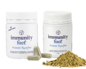 Original Probiotic Superfood Powder & Caps