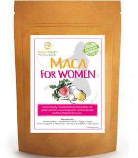 Organic Maca for Women 300g